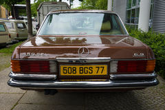 Mercedes-Benz 450SEL (W116) Stock Photography