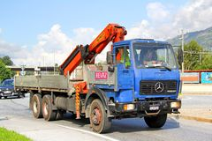 Mercedes-Benz SK Royalty Free Stock Image