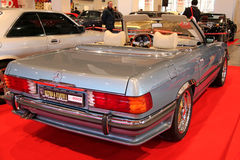Mercedes-Benz SL 350 (1971-1989) Royalty Free Stock Images