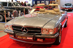Mercedes-Benz SL 350 (1971-1989) Stock Images