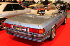 Mercedes-Benz SL 350 (1971-1989) Royalty Free Stock Photos