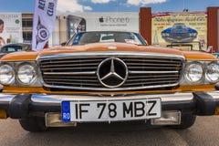 Mercedes Benz 450SL Fotografía de archivo