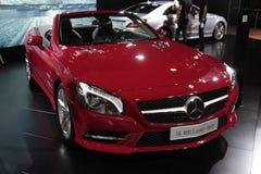 Mercedes-Benz SL400 Photo libre de droits