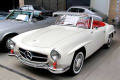 Mercedes-Benz 190SL Stock Photos
