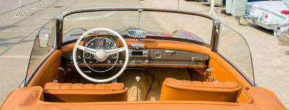 Mercedes Benz 190 SL Royalty Free Stock Image