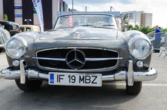 Mercedes Benz 190 SL Stock Photography