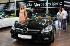 Mercedes-Benz SL-class Royalty Free Stock Image