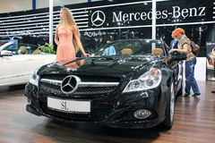 Mercedes-Benz SL-class Stock Images