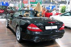 Mercedes-Benz SL-class Stock Image