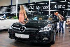 Mercedes-Benz SL-class Stock Photos