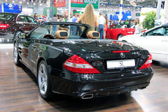 Mercedes-Benz SL-class Royalty Free Stock Photography