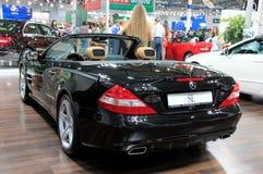 Mercedes-Benz SL-class (SL 500) Stock Photography