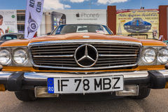 Mercedes Benz 450SL Stock Photography