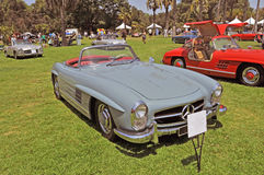 Mercedes-Benz 300SL Coupe Stock Image