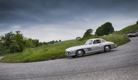 MERCEDES-BENZ 300 SL Coupé W 198 1955 Royalty Free Stock Images