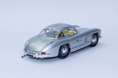 Mercedes-Benz 300 SL Gullwing Royalty-vrije Stock Foto's