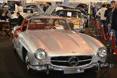 Mercedes Benz 300 SL Gullwing 1954 Foto de Stock