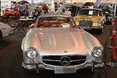 Mercedes Benz 300 SL Gullwing 1954 Images stock