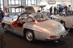 Mercedes Benz 300 SL Gullwing 1954 Fotografia de Stock