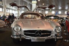 Mercedes Benz 300 SL Gullwing 1954 Imagem de Stock Royalty Free