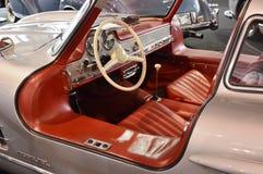 Mercedes Benz 300 SL Gullwing 1954 Royalty-vrije Stock Afbeeldingen