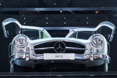 Mercedes Benz 300 SL at the IAA 2015 Stock Photography