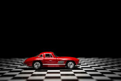 Mercedes Benz 300sl Royalty Free Stock Photos