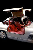 Mercedes Benz 300 SL 1955 Luxury car Royalty Free Stock Photo