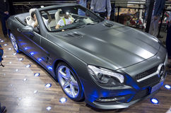 Mercedes-Benz SL350 Luxury Sport coupe Royalty Free Stock Image