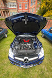 Mercedes-Benz SL 350 Royalty Free Stock Images