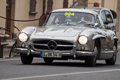 Mercedes-Benz300 SL W 1981955 Royalty Free Stock Photo
