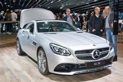 Mercedes-Benz SLC 200 Royaltyfri Fotografi
