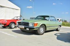 Mercedes Benz SLC Royalty Free Stock Image