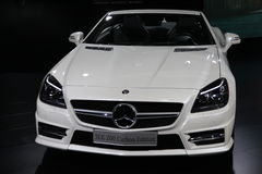 Mercedes-Benz SLK200 Lizenzfreies Stockbild