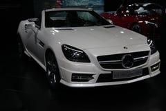 Mercedes-Benz SLK200 Fotografering för Bildbyråer