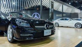 Mercedes-Benz SLK 200 Royaltyfri Fotografi