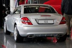 Mercedes-Benz SLK-class (SLK 200) Stock Photography