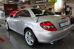 Mercedes-Benz SLK-class (SLK 200) Stock Images