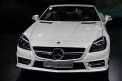 Mercedes-Benz SLK200 Royalty Free Stock Image