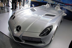 Mercedes-Benz SLR McLaren Royalty Free Stock Images