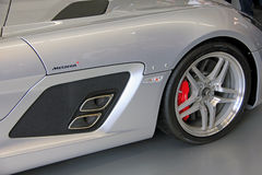 Mercedes-Benz SLR McLaren Stock Image
