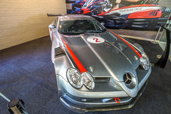 Mercedes Benz SLR Royalty Free Stock Photos