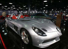 2009 Mercedes-Benz SLR McLaren Stirling Moss Royalty Free Stock Photos