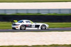 Mercedes-Benz SLS AMG GT3 Photos stock