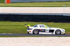 Mercedes-Benz SLS AMG GT3 Images libres de droits