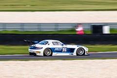 Mercedes-Benz SLS AMG GT3 Image stock