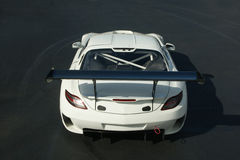 2014 Mercedes Benz SLS AMG GT3 Stock Photography