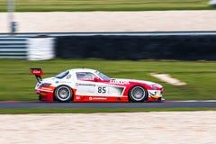 Mercedes-Benz SLS AMG GT3 Stock Image
