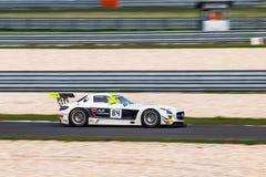 Mercedes-Benz SLS AMG GT3 Stock Photo