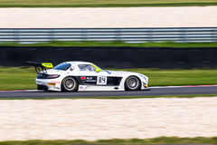 Mercedes-Benz SLS AMG GT3 Stock Photos